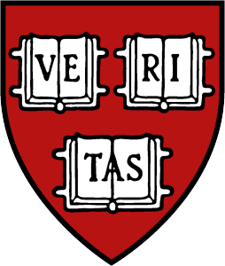 Escudo de la Universidad de Harvard (USA)